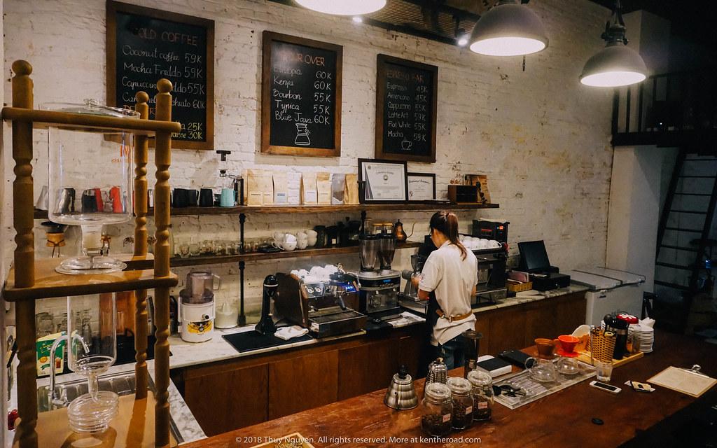 Saigon Coffee Roastery