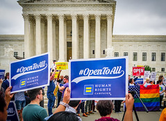 2018.06.04 SCOTUS Rally, Masterpiece Cake Case, Washington, DC USA 02709
