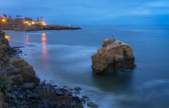 A Siren's Song (ihikesandiego) Tags: ocean beach mermaid san diego sunset cliffs long exposure