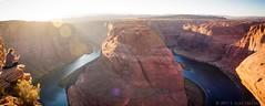 Horshoe Bend, AZ (j.luisvalencia) Tags: natural horshoe sunset arizona desert west america bend page river rock nature