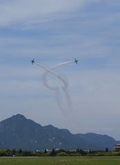 DSC09544 (kagawa_ymg) Tags: 航空祭 ブルーインパルス blueimpulse