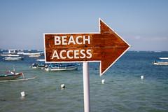 Beach Access Bali