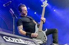 Brian Aubrey Marshall (acase1968) Tags: alter bridge creed copenhell nikon d750 nikkor concert live bass bassist 24120mm f4g brian marshall