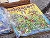 album panini (eliobuscemi) Tags: album panini figurine vintage mercatino