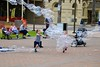 Bubbles about to be murdered (adamsgc1) Tags: moseleysquare glenelgbeach glenelg southaustralia adelaide bubbles children