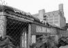 Levis Hot Dogs (Dalliance with Light (Andy Farmer)) Tags: nikkor28mmf28ais levis historic railpark diafine film eraserhood abandoned hotdogs nikonf2 trix philly iso1600 railcar diner philadelphia bw pennsylvania unitedstates us