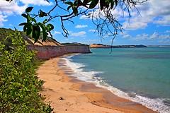 Praia da Pipa (Juan Anza) Tags: naturewatcher naturepics naturelover natureza brazil beleza beach praia riograndedonorte pipa praiadapipa sky sun sea blue céu mar