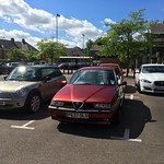 1997 Alfa Romeo 155 Twin Spark 16Valve thumbnail