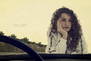 La chica del Seat 1430 - Amparo García Iglesias