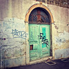 Abandoned city I (Pedro Nogueira Photography) Tags: pedronogueira pedronogueiraphotography photography iphoneography iphonex architecture house door urbandecay entrance