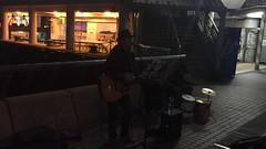 Hong Kong Pier and Street Band (emojienglish) Tags: hong kong china ferry kowloon city night skyscrapers cantonese canton asia beyong street band