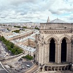 Paris from the top of Notre-Dame thumbnail