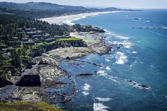 The Oregon Coast (TCeMedia/Telecide) Tags: oregon pacific ocean sea water landscape coast beach devils punchbowl beverly cape foulweather coastline scenic otter rock