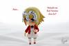 How to be the Best Heroine! (Saurabh Sengupta) Tags: nendoroid nendoron gsc goodsmilecompany jeanne jeannedarc pucelle saint blonde blueeyes frock shy kawaii france anime figure canon