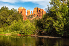 Afternoon At Cathedral Rock (chasingthelight10) Tags: events photography travel landscapes canyons rockformations places arizona sedona cathedralrock oakcreek