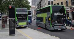 Bristol Metrobus (KLTP17) Tags: bristol metrobus first 36801 ym17fkp adl enviro400 mmc green m3