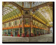 Leadenhall Market (Mal.Durbin Photography) Tags: leadenhallmarket maldurbin london uk shops markets