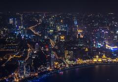 Shanghai - Nightview from Shanghaitower (tom_stromer) Tags: view shanghai tower city night lights nikon d7200 china republic nightshot