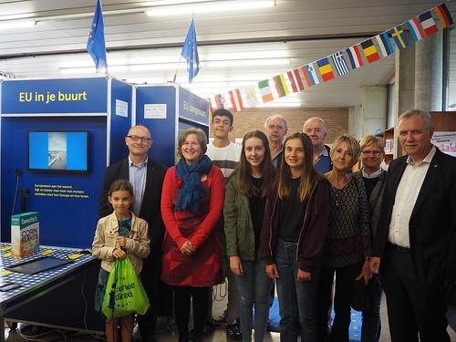 Winnaars Pop up Europa Turnhout