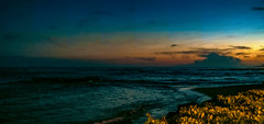 Dusk on Poipu (Thanks for 1.1+ million views) Tags: poipu hawaii kauai sony iso beach