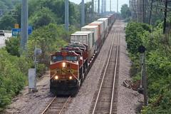 BNSF 5376 (CC 8039) Tags: bnsf trains ac44cw c449w es44ac searchlight signal saint louis missouri
