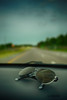 Open Road (flashfix) Tags: june092018 2018inphotos easternontario mallorytown ontario canada nikond7100 28mm bokeh road highway openroad roadtrip sunglasses aviators car vehicle travel journey clearskies trees lines