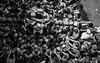 Tots a una . (Alex Nebot) Tags: castells castellers humantower humantowers catalonia catalunya urban street calle carrer city citta ciutat ciudad nikon sigma d7200 vendrell tarragona plaza plaçavella photo streetphoto people gent gente culture cultura tradicions