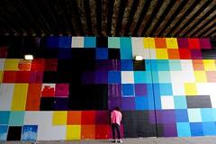 Felipe Pantone #Chicago (drew*in*chicago) Tags: felipepantone chicago 2018 bline train tracks vintage heritage history walls paint painter art artist graffiti street