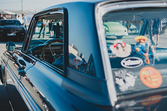 the mexican   l  2018 (weddelbrooklyn) Tags: streetmag streetmagshow streetmagshowhamburg oldtimer retro nikon d5200 35mm car cars uscars auto autos musclecar