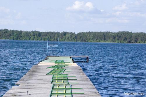 Шацький Національний Природний Парк Озеро Пісочне  МІстки InterNetri  Ukraine 145
