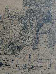 CONSTABLE John,1817 - Bateaux sur un Fleuve bordé d'Arbres (Louvre RF32148) - Detail 67 (L'art au présent) Tags: art painter peintre details détail détails detalles croquis étude study studies sketch sketches britishpainters peintresanglais dessins19e 19thcenturydrawings tableaux museum paris drawing dibujo dibujos disegno disegni paysage landscape view panorama barque bark river arbres tree trees nature port marine mer sea seasight seascape ship boat figures personnes people fisherman fishermen