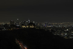 AGQ-20180513-0004 (AGQue) Tags: 2018 ca california gmt0800pacificstandardtimezone griffithobservatory griffithparkobservatory ilce6500 lac longexposurephotography losangeles losangelescounty may nightphotography northamerica photography sel2470z sony spring usa unitedstates variotessartfe2470mmf4zaoss a6500 observatory us