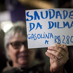 Ato em defesa da Petrobras, contra a intervenção militar e o aumento do preço dos combustíveis • 28/05/2018 • São Paulo (SP) thumbnail