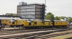 97301 (Lucas31 Transport Photography) Tags: derbyrtc networkrail 97301 class37 trains railway