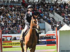 DSCN4559 (Ronan Caroff) Tags: equestrian equitation cheval chevaux horse horses horsejumping jumping labaule jumpingdelabaule france paysdelaloire loireatlantique derby sport sports sunny sun 44
