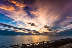 Sonnenaufgang Cesenatico 3 (maik_sen) Tags:
