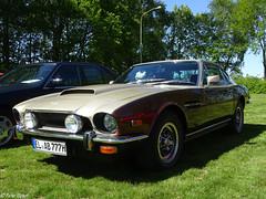 Aston Martin V8 (peterolthof) Tags: peterolthof klazienaveen oldtimerdag 652018