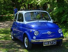 FIAT 500 (peterolthof) Tags: peterolthof klazienaveen oldtimerdag 652018 ar6724
