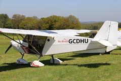 G-CDHU (GH@BHD) Tags: gcdhu bestoff skyranger skyranger912 pophammicrolighttradefair2018 pophamairfield popham microlight aircraft aviation