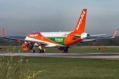 G-EZPC / Airbus A320-214(S) / 6981 / EasyJet Airline (A.J. Carroll (Thanks for 1 million views!)) Tags: gezpc airbus a320214 a320200 a320 320 6981 cfm565b4p easyjetairline europcar bmgs 406fd9 manchester ringway egcc man