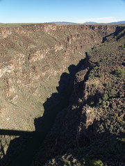 Rio Grande Gorge (Zruda) Tags: arroyohondo geo:lat=3647624403 geo:lon=10573212242 geotagged newmexico taos unitedstates usa