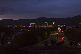 Lights of Boise