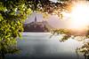 Bleder Morgen (Chris Buhr) Tags: bled lake bleder slowenien slovenia landschaft natur landscape summer sonne sunrise see sonnenaufgang leica 50mm kirche insel green blue golden hour
