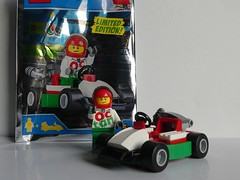 Limited Edition (captain_joe) Tags: toy spielzeug 365toyproject lego minifigure minifig racer