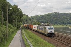 Metrans 386 006, Königstein (D) (VinceCargo) Tags: königstein sachsen duitsland de