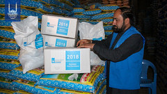 Ramadan 2018 Food Distribution Program – Packing Photo