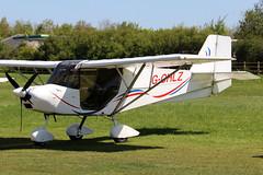 G-CHLZ (GH@BHD) Tags: gchlz bestoff skyrangerswift912 bestoffskyrangerswift912 pophammicrolighttradefair2018 pophamairfield popham microlight aircraft aviation