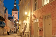2018-04-30 at 21-13-34 (andreyshagin) Tags: tallinn estonia architecture andrey andrew shagin nikon daylight d750 night trip travel town tradition europe beautiful building history