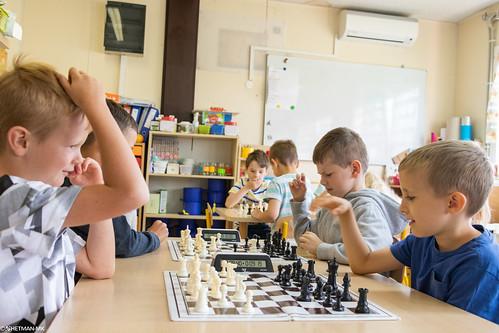 VI Szachowe Mistrzostwa Przedszkola Frajda-2