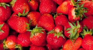 Strawberry (Fragaria ananassa) party